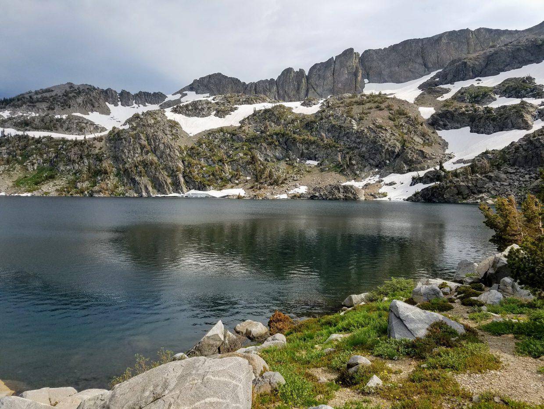 winnemucca lake hike in mokelumne wilderness