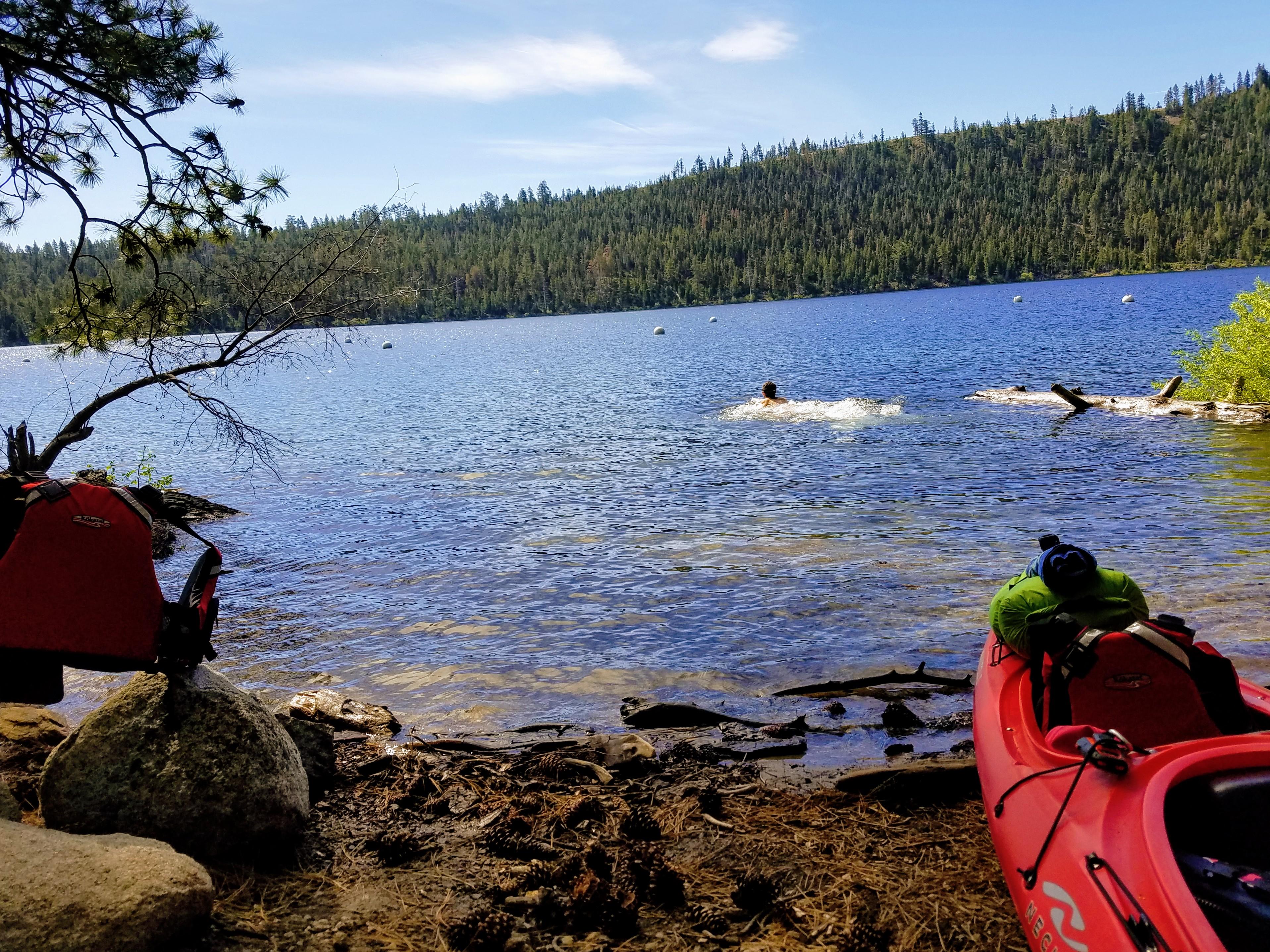 Emerald Bay Boat Camp