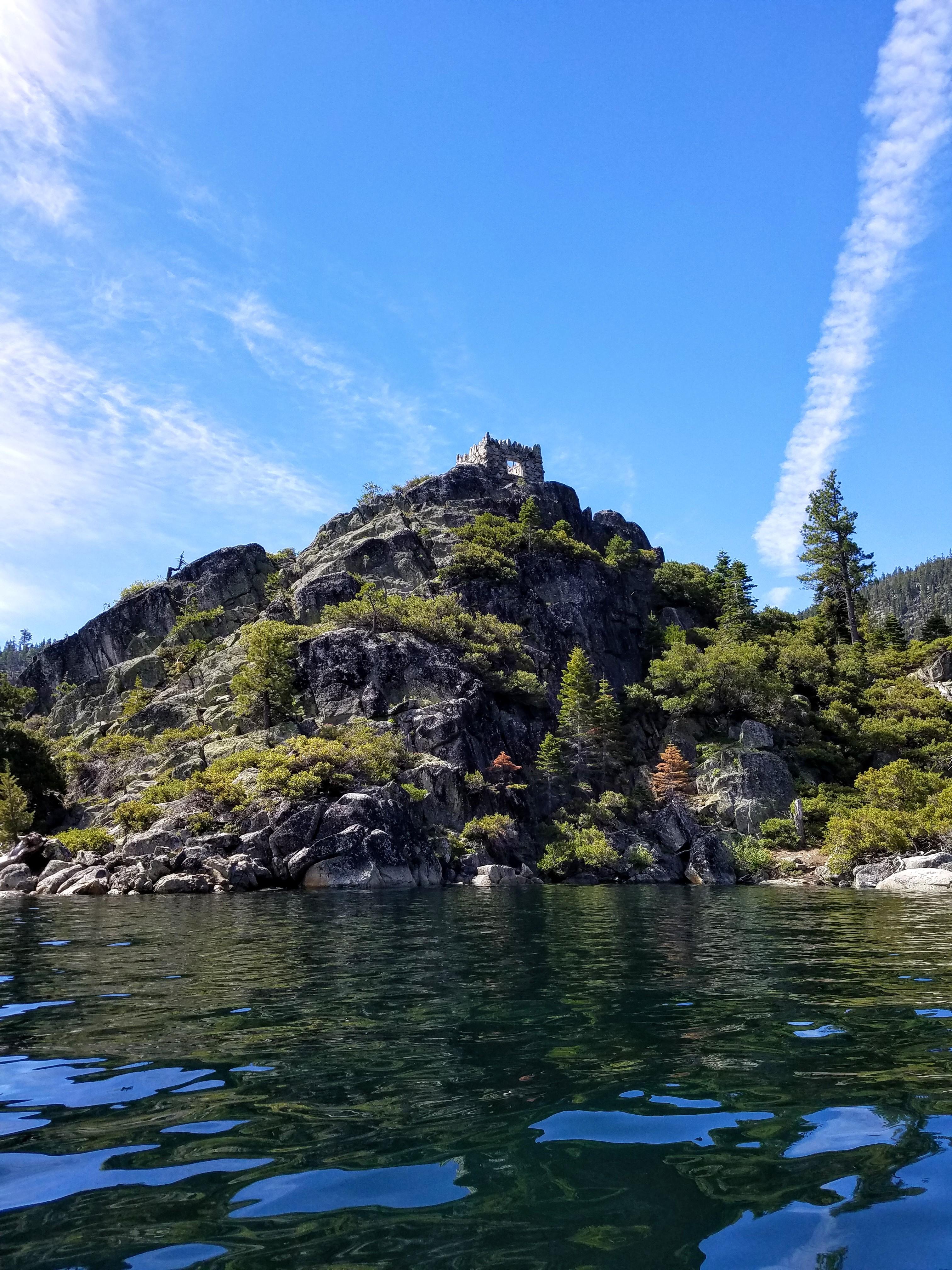 Fannette Island Tahoe