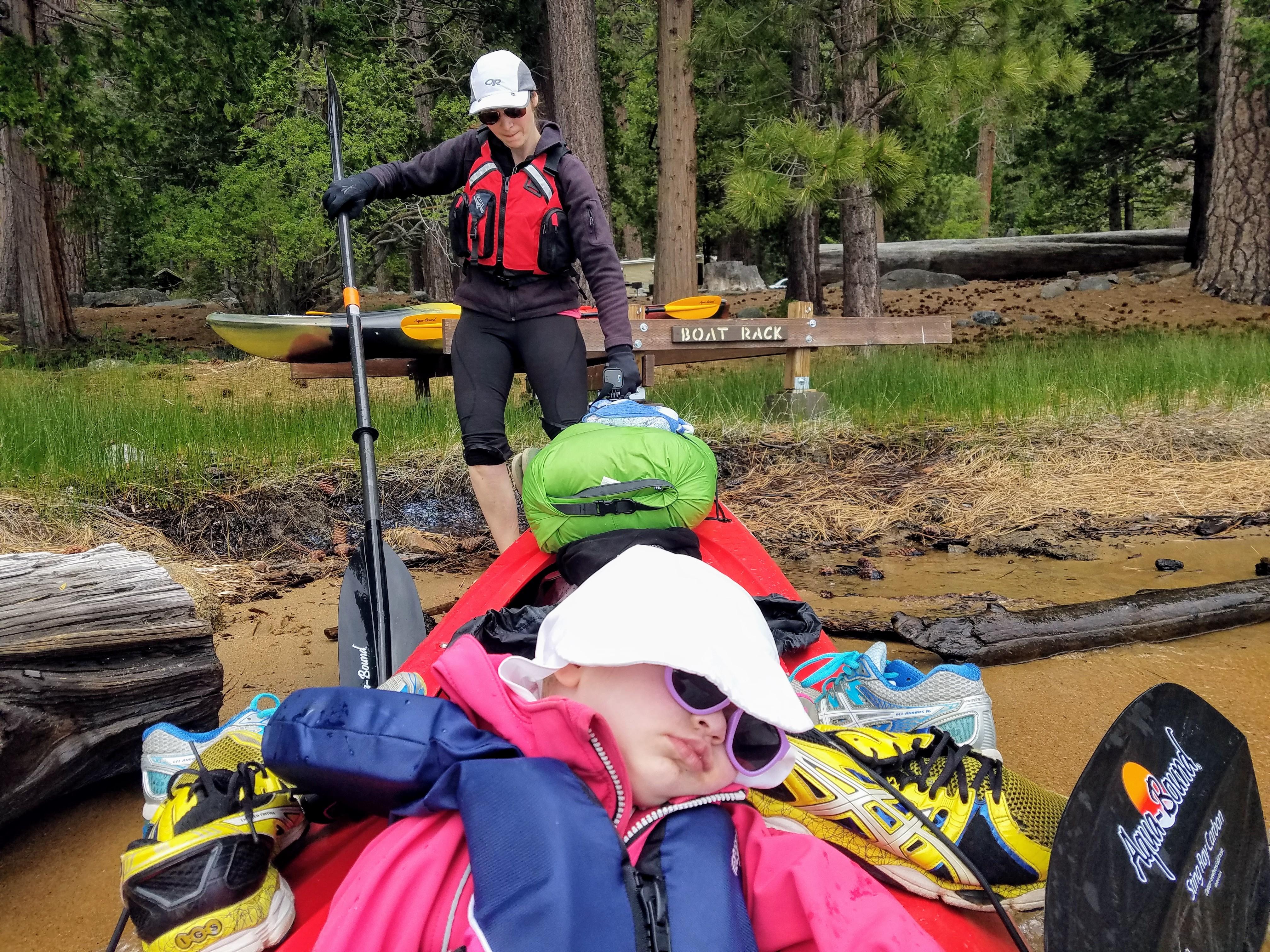 Emerald Bay Kayaking
