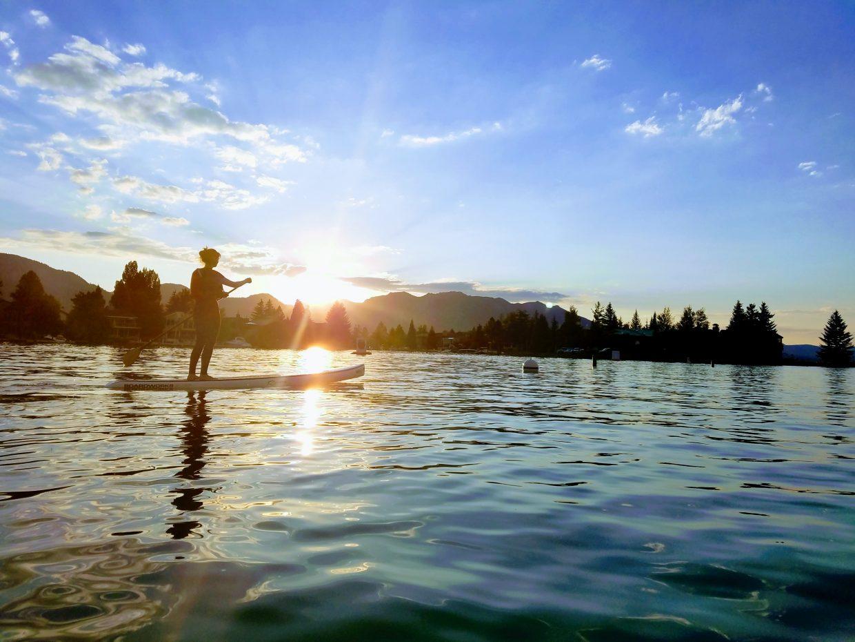 Tahoe Keys SUP