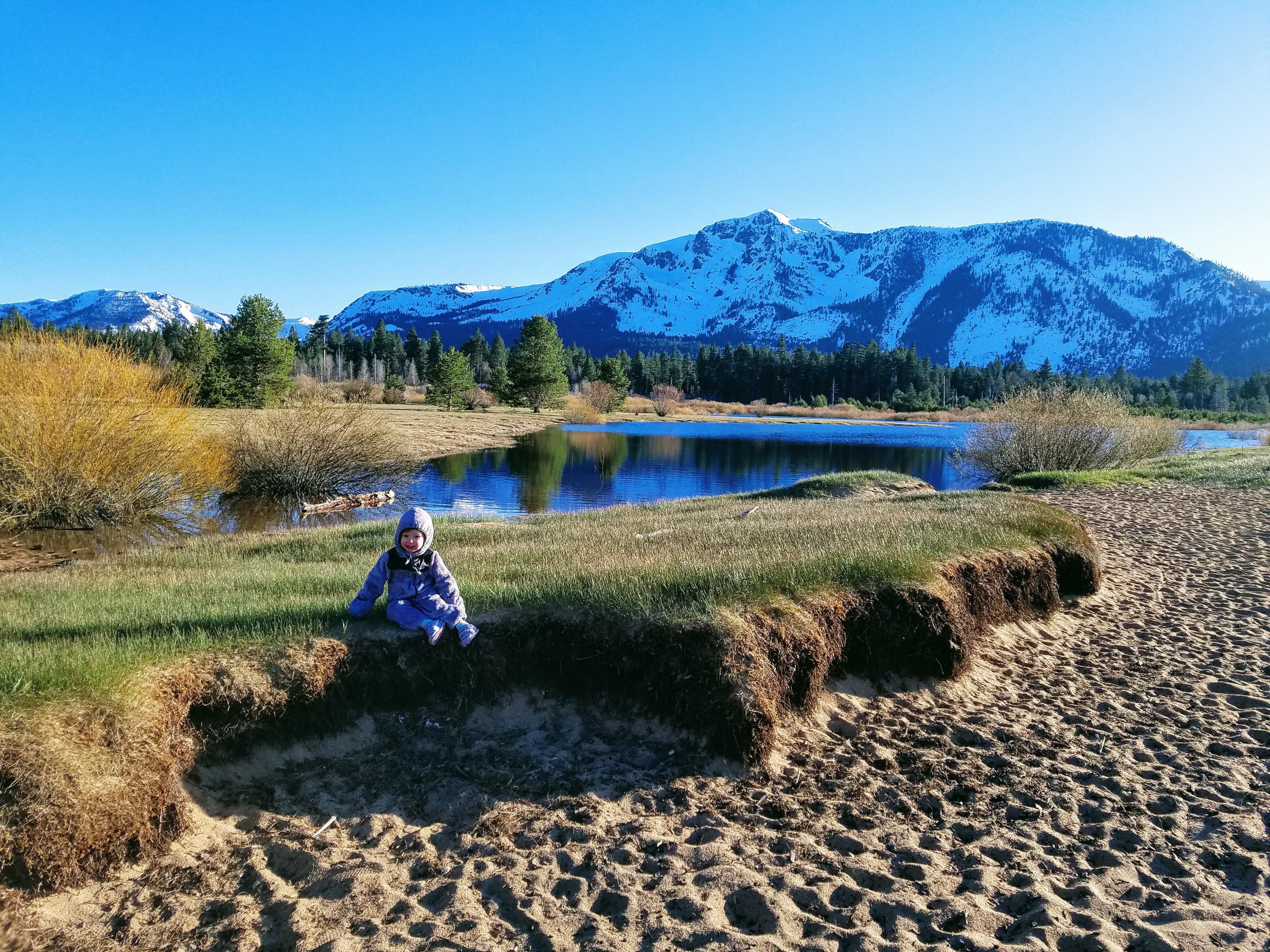Baldwin Beach South Lake Tahoe CA