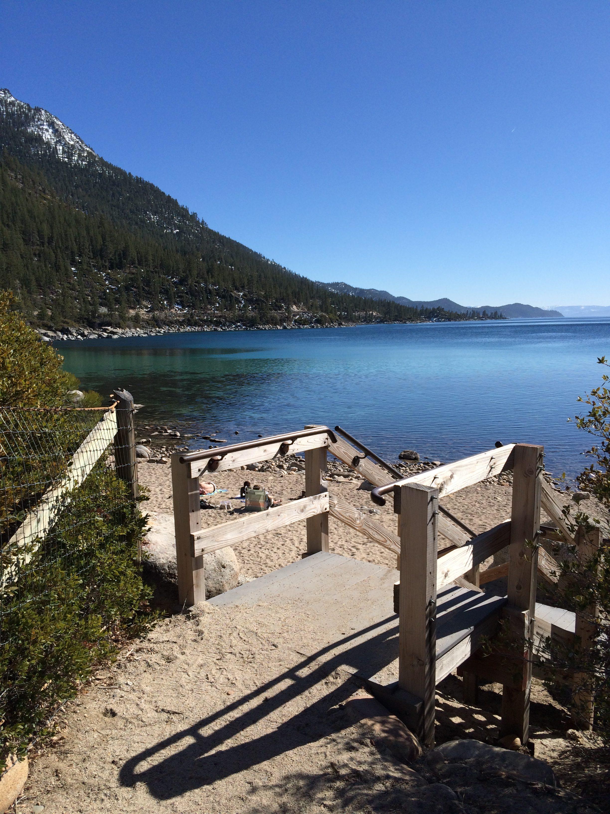 Hidden Beach Tahoe