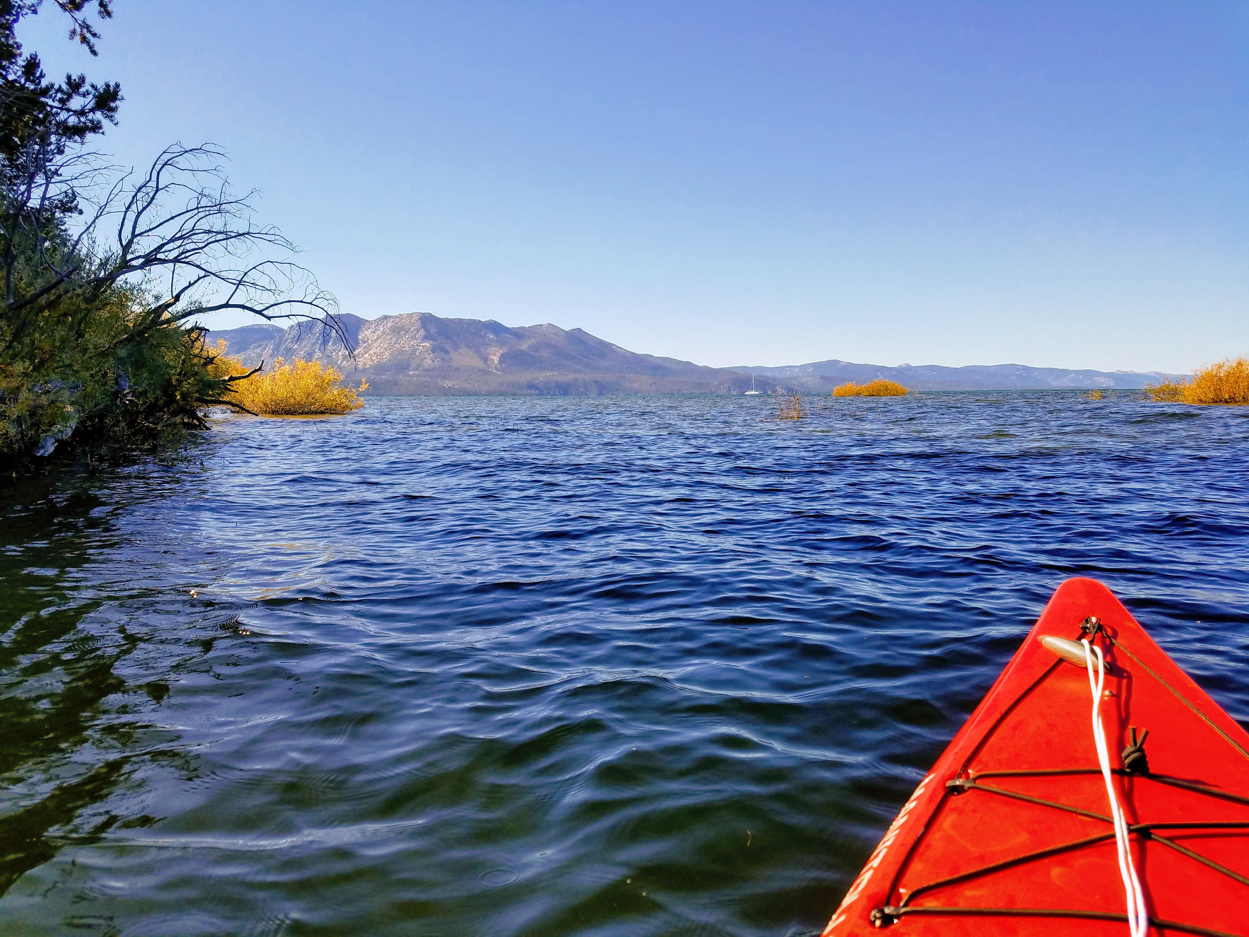 Truckee River Kayak