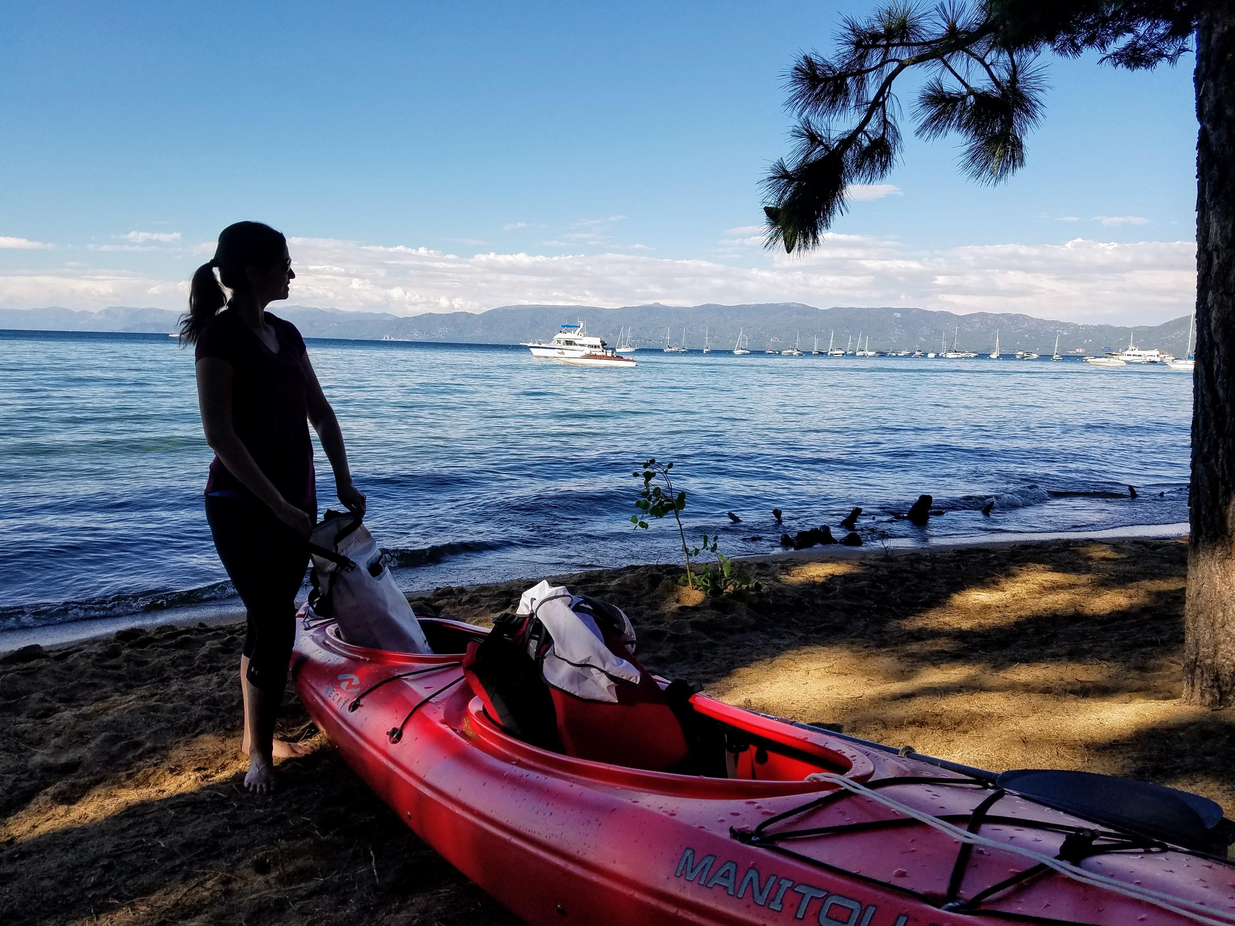 Camp Richardson Kayak