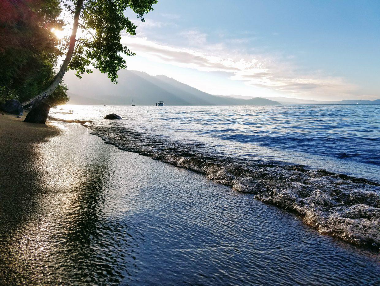 Kayak Camp Richardson Tahoe