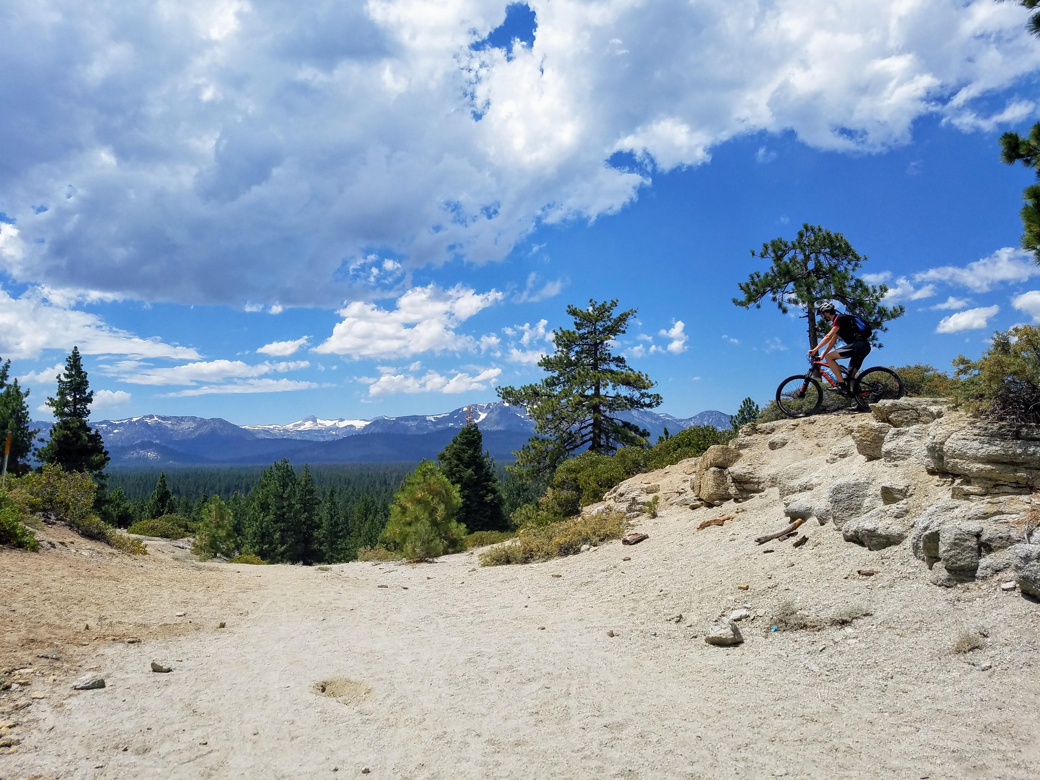 Powerline Trail Tahoe